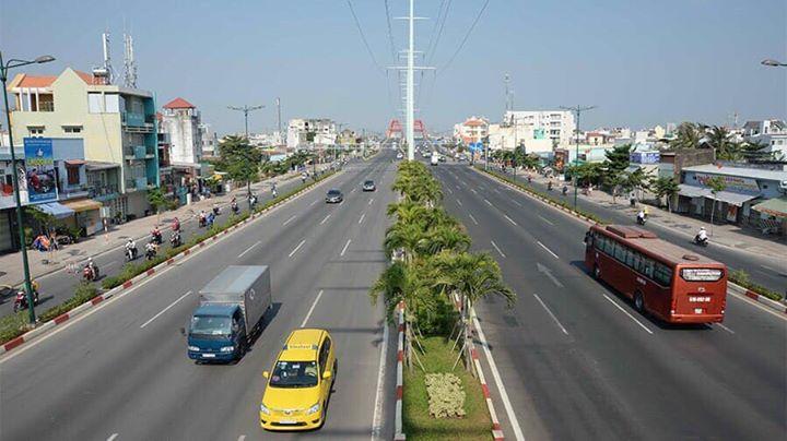 Opal boulevard Phạm văn đồng